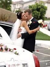 wedding strchd limo